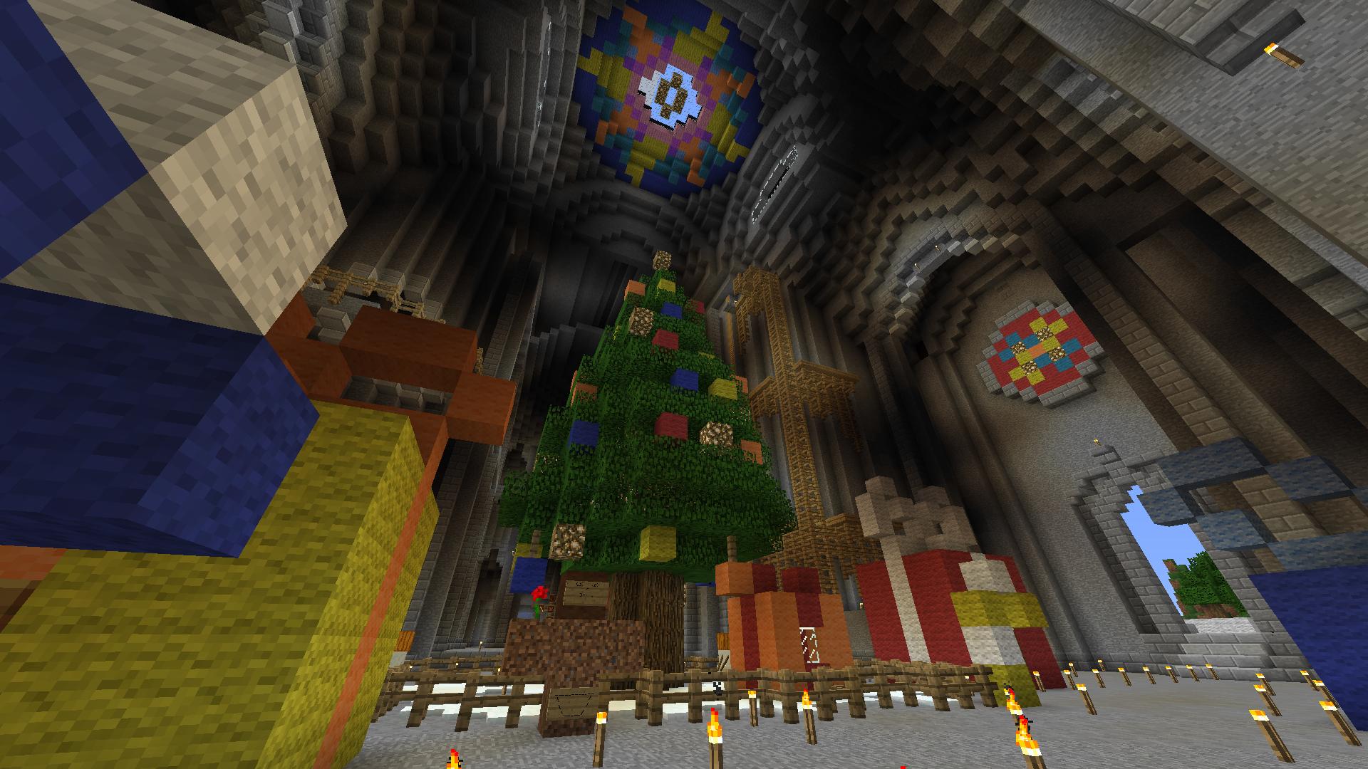 Noël à la cathédrale de Vaalon