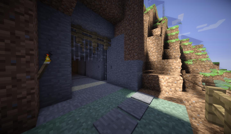 L'entrée d'Amon Sul