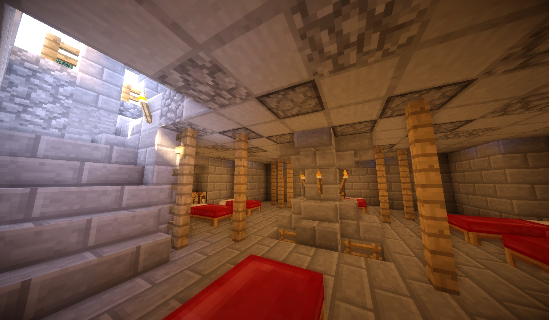 L'intérieur d'Amon Sul