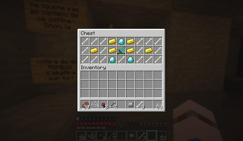 Un trésor de la caverne pirate