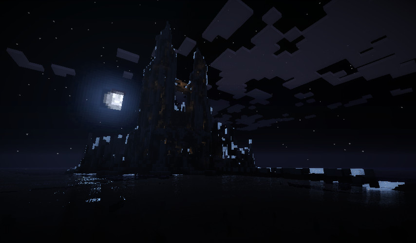 Dans la nuit noire